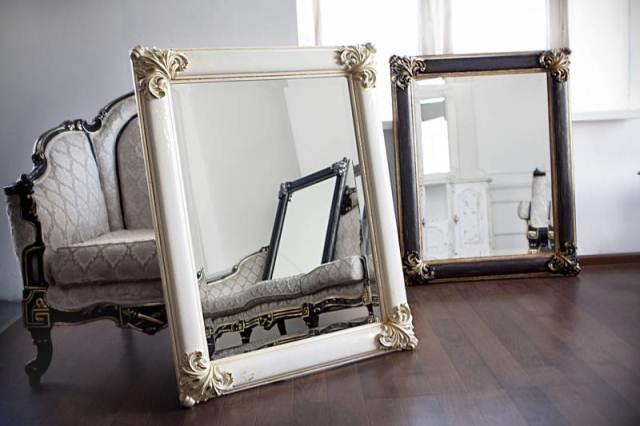 Рама для зеркала своими руками багет