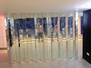 Зеркало гармошка а дизайн студии