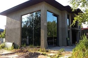 Изготовление и установка стеклопакетов в частный дом в Горках 10